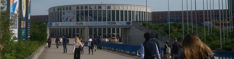 FESPA — отчет о выставке