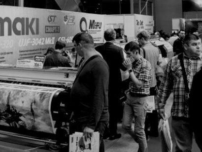 26-29 июня 2018: Международная выставка оборудования, технологий и материалов для печатного и рекламного производства