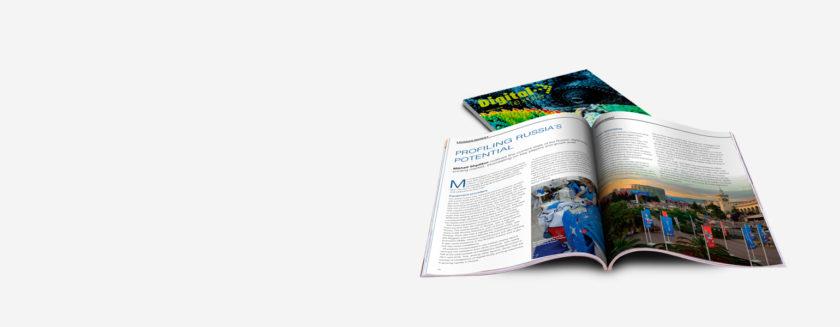 Статья в журнале  Digital Textile